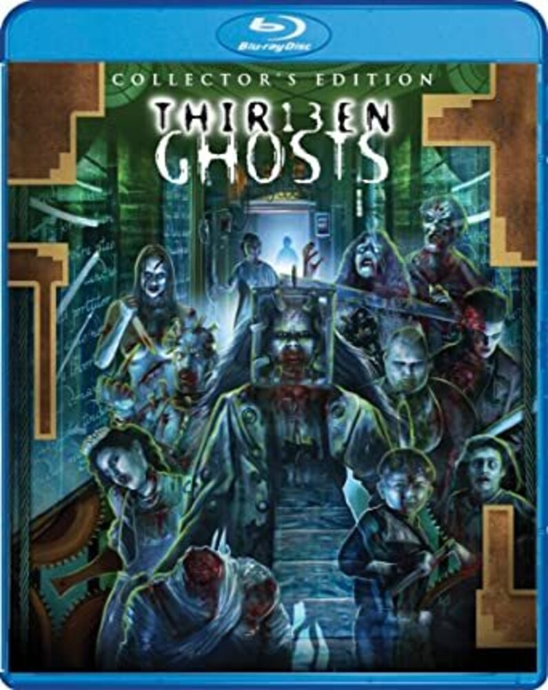 - Thirteen Ghosts / (Coll Ac3 Dts Ws)