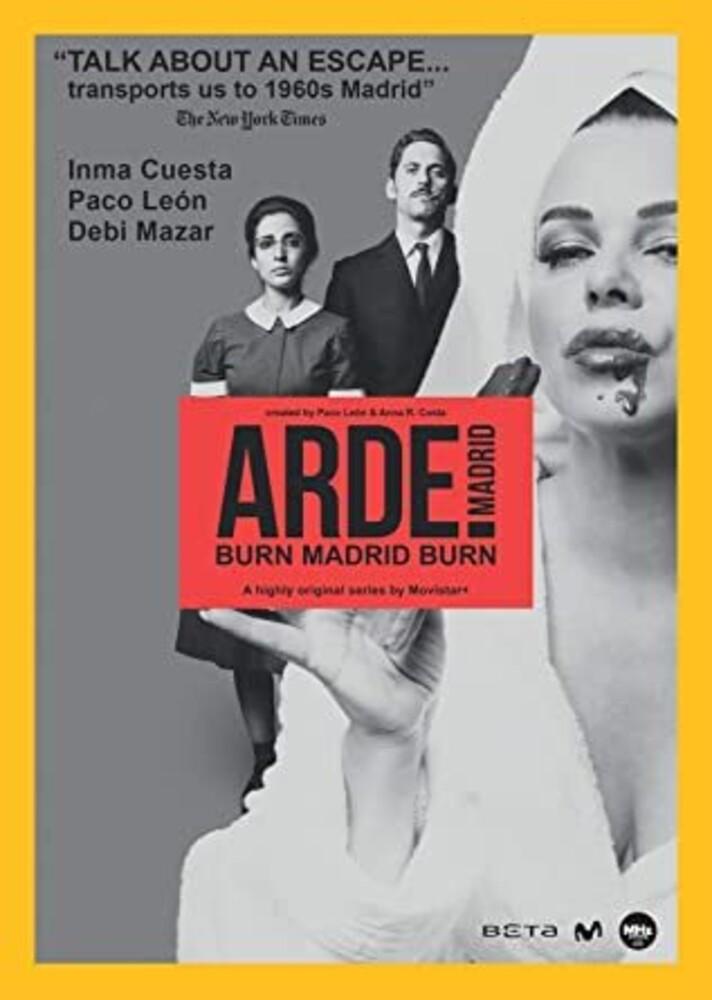 - Arde Madrid: Burn Madrid Burn (2pc) / (2pk)