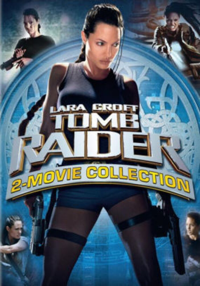 Laura Croft: 2 Movie Collection - Laura Croft: 2 Movie Collection (2pc) / (2pk Ac3)