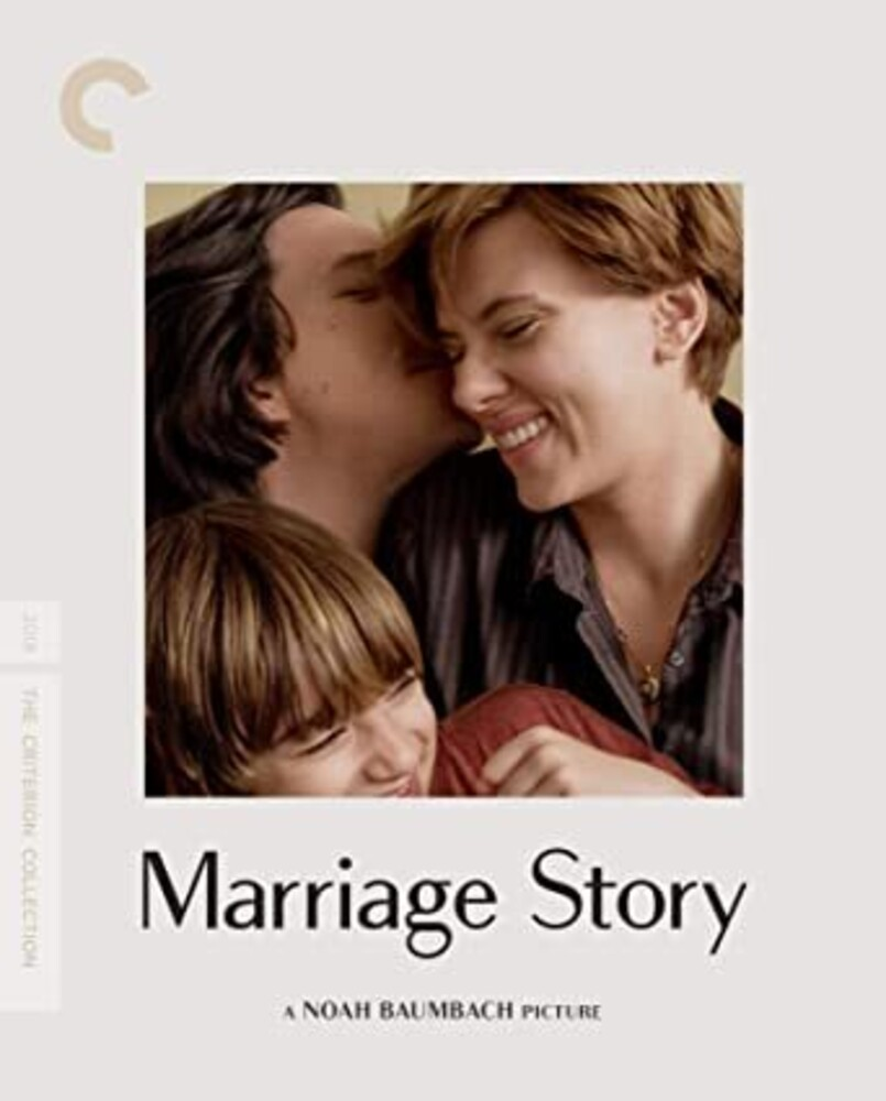 Marriage Story [Movie] - Marriage Story (Criterion Collection)