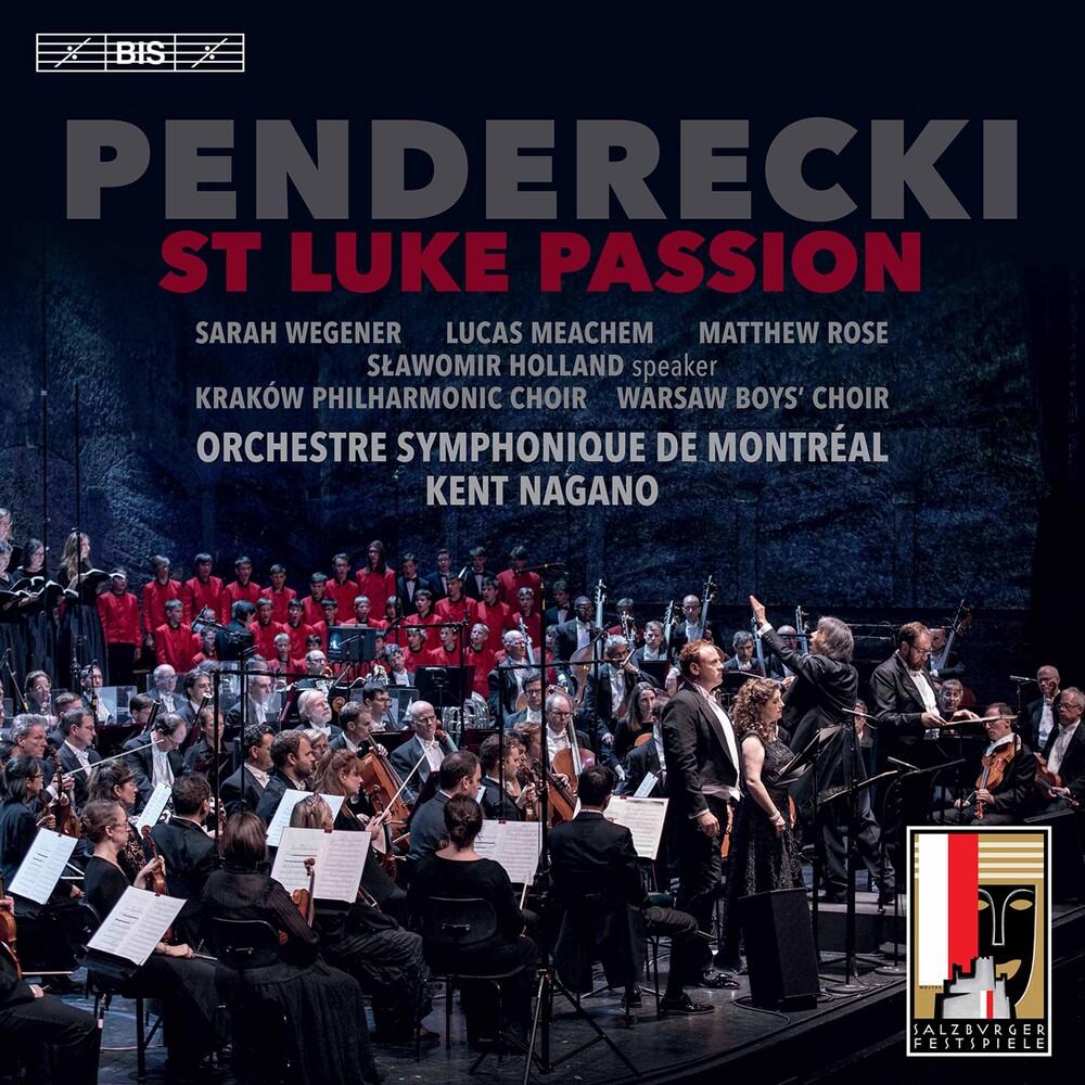 O. RESPIGHI - St Luke Passion (Live) (Hybr)