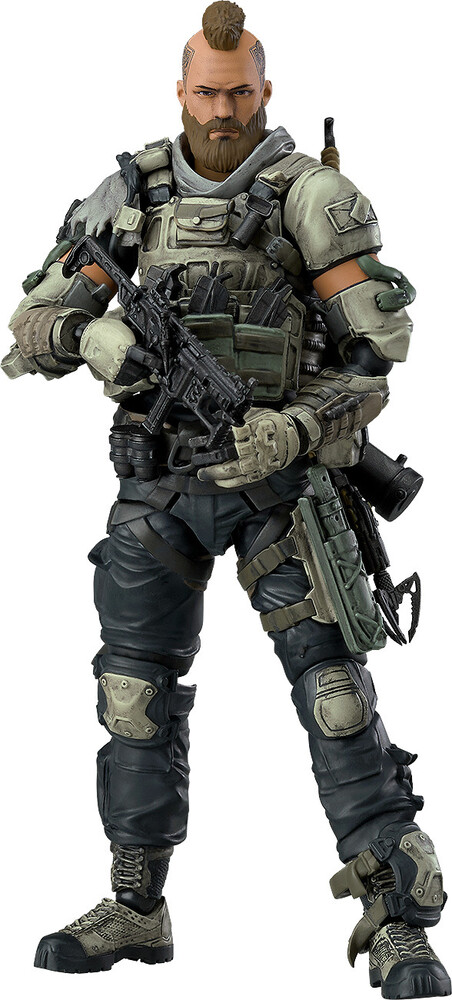 Good Smile Company - Good Smile Company - Call Of Duty: Black Ops 4 Figma Ruin