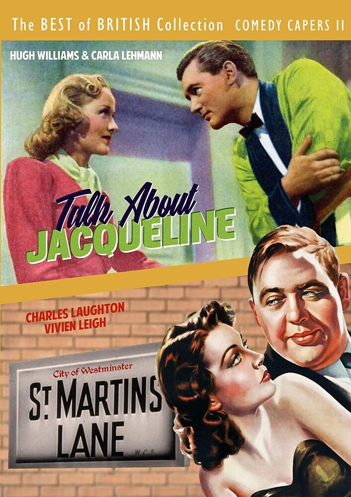 St Martins Lane / Talk About Jacqueline - St Martins Lane / Talk About Jacqueline / (Ntr0)