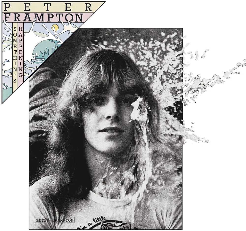 Peter Frampton - Somethin's Happening (Hol)