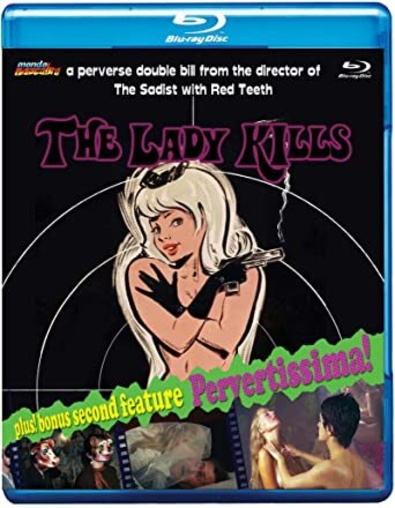 - Lady Kills / Pervertissima / (Ws)