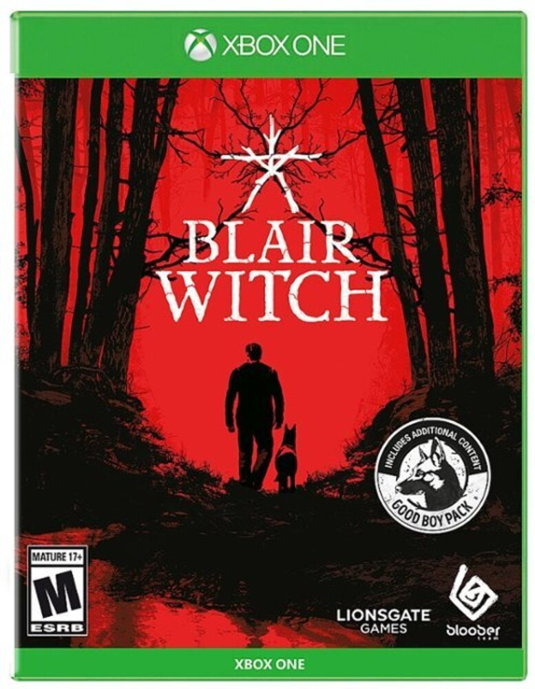 Xb1 Blair Witch - Xb1 Blair Witch