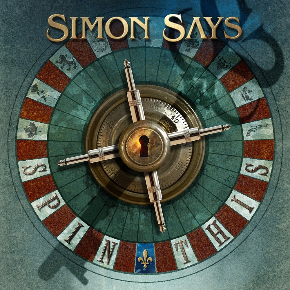 Simon Says - Spin This