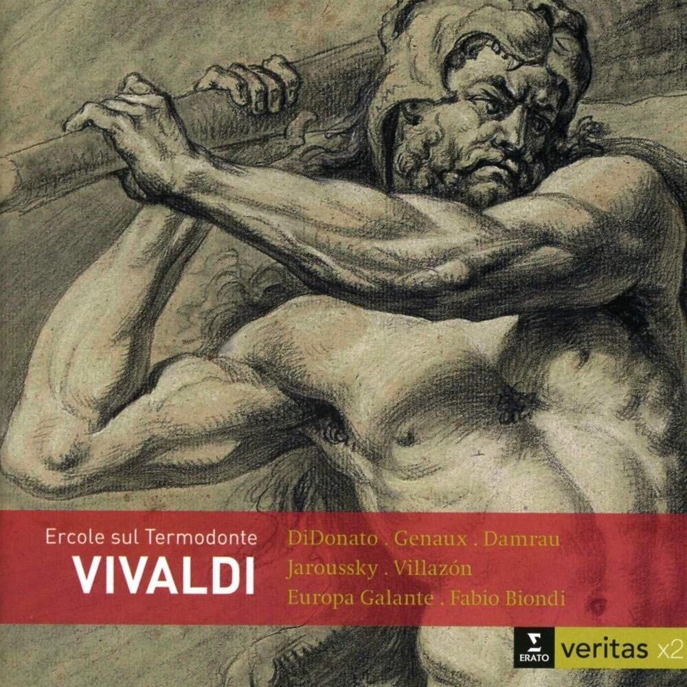 Fabio Biondi / Didonato,Joyce / Genaux,Vivica - Vivaldi Ercole Sul Termodonte