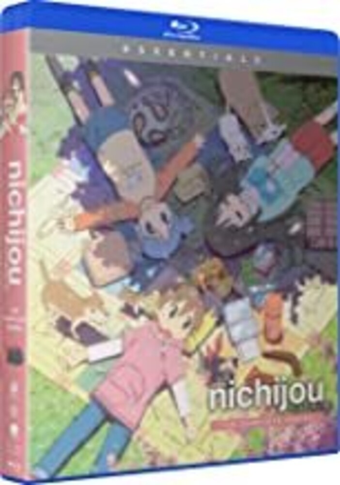Nichijou - My Ordinary Life: Complete Series - Nichijou - My Ordinary Life: Complete Series (4pc)