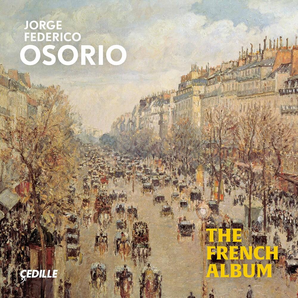 Jorge Federico Osorio - French Album