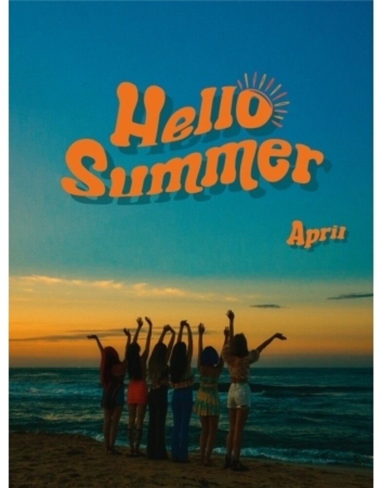 April - Hello Summer (Summer Night Version) (Pcrd) (Phob)