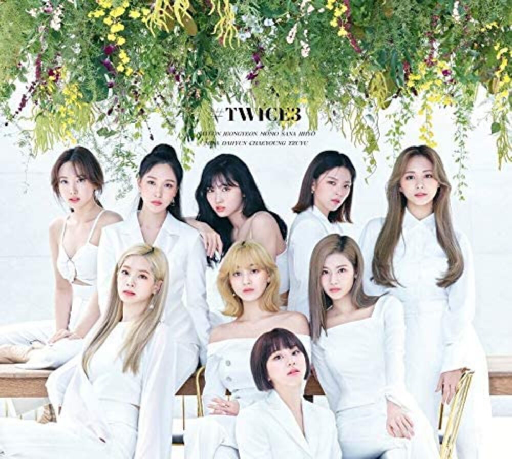 Twice - #Twice (Version A) [Import]