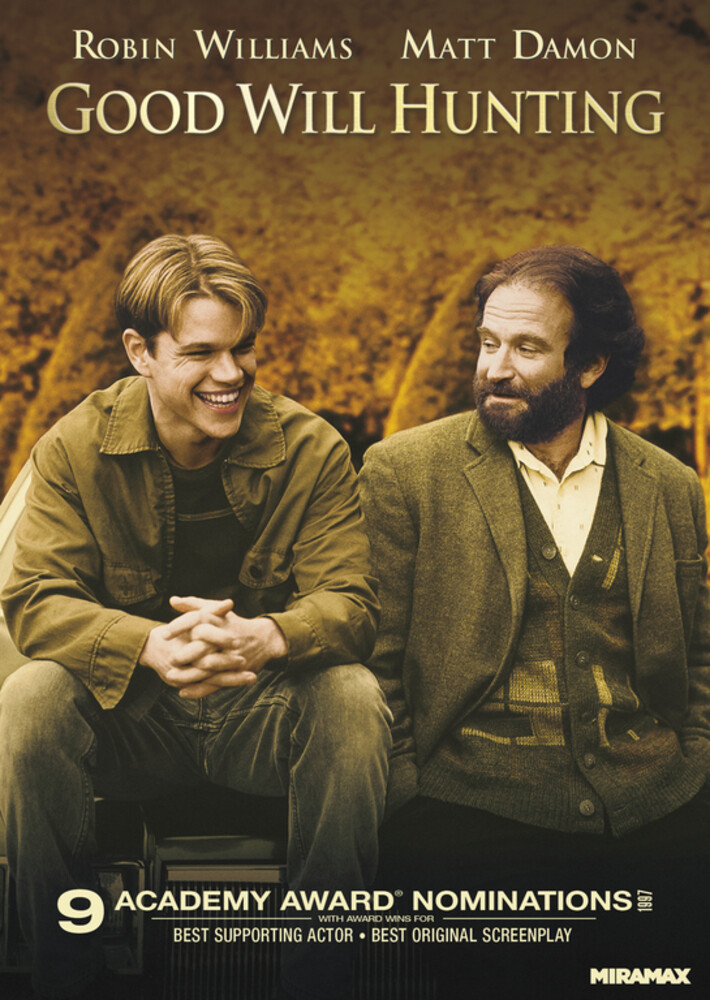 Good Will Hunting - Good Will Hunting / (Amar Sub Ws)