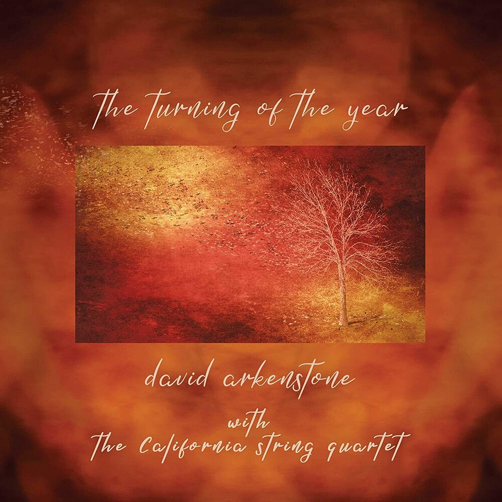 David Arkenstone - Turning Of The Year [Digipak]