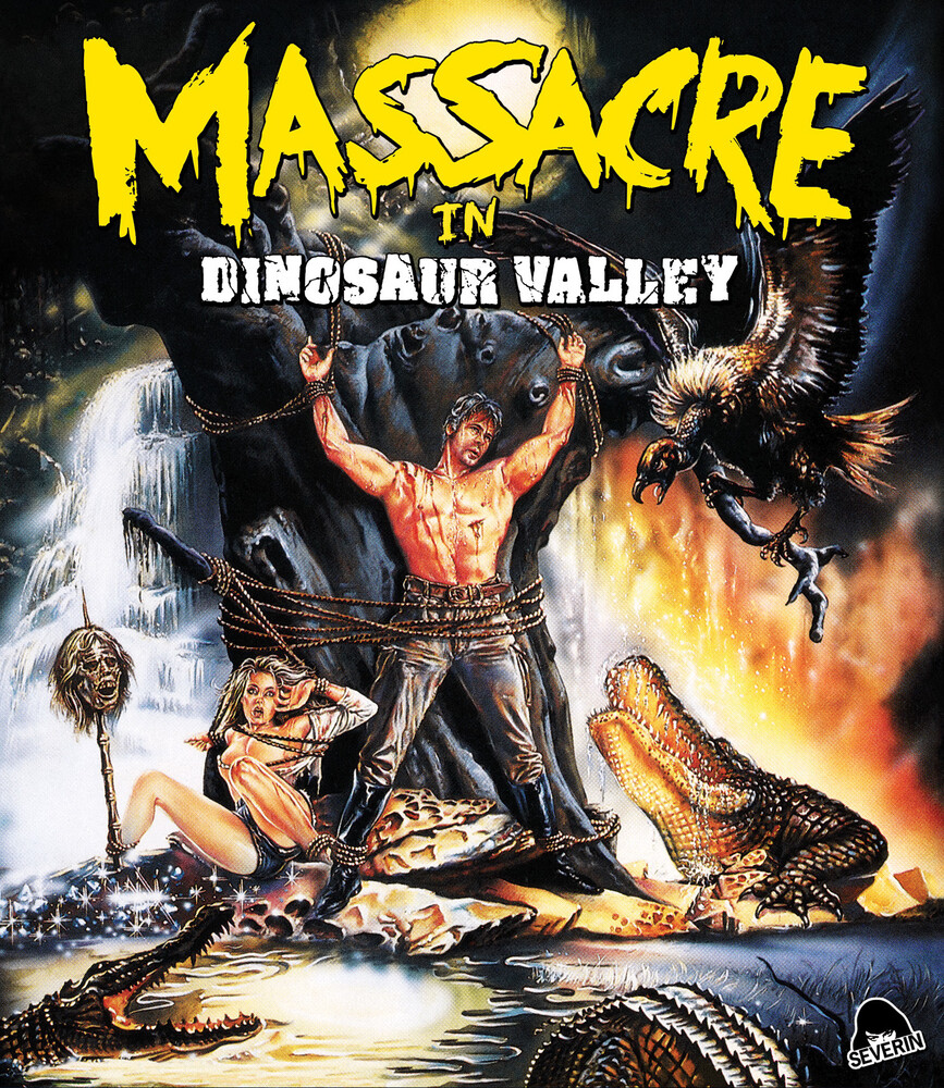 Martha Anderson - Massacre in Dinosaur Valley