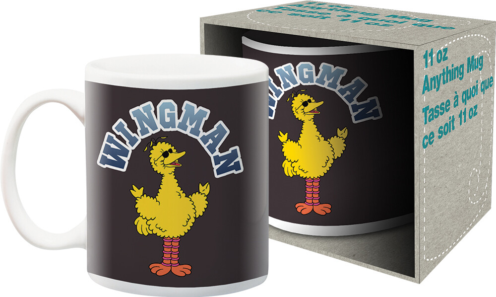 - Sesame Street Wingman 11oz Boxed Mug