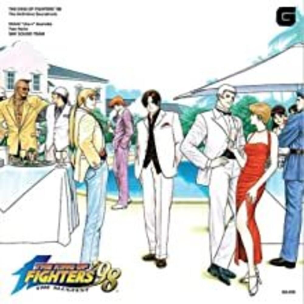 Hideki Asanaka Sha-V Uk - King Of Fighters 98: The Definitive (Original Soundtrack)