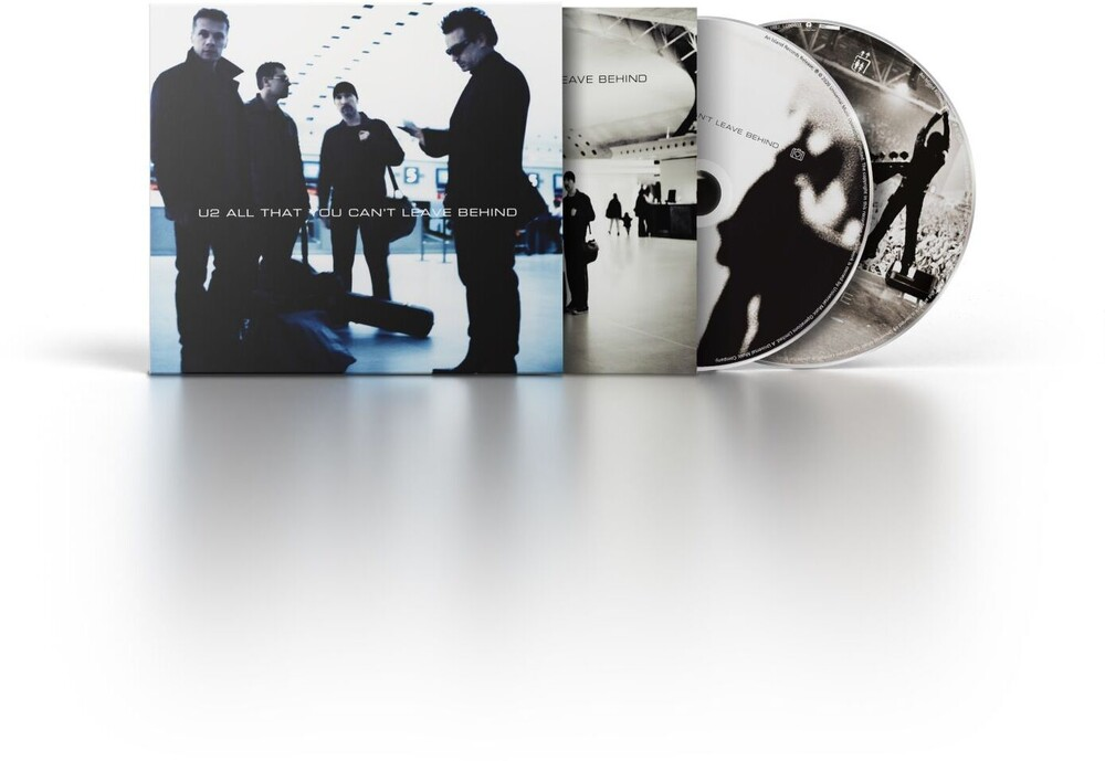 U2 - All That You Can't Leave Behind: 20th Anniversary [2CD Deluxe Edition]