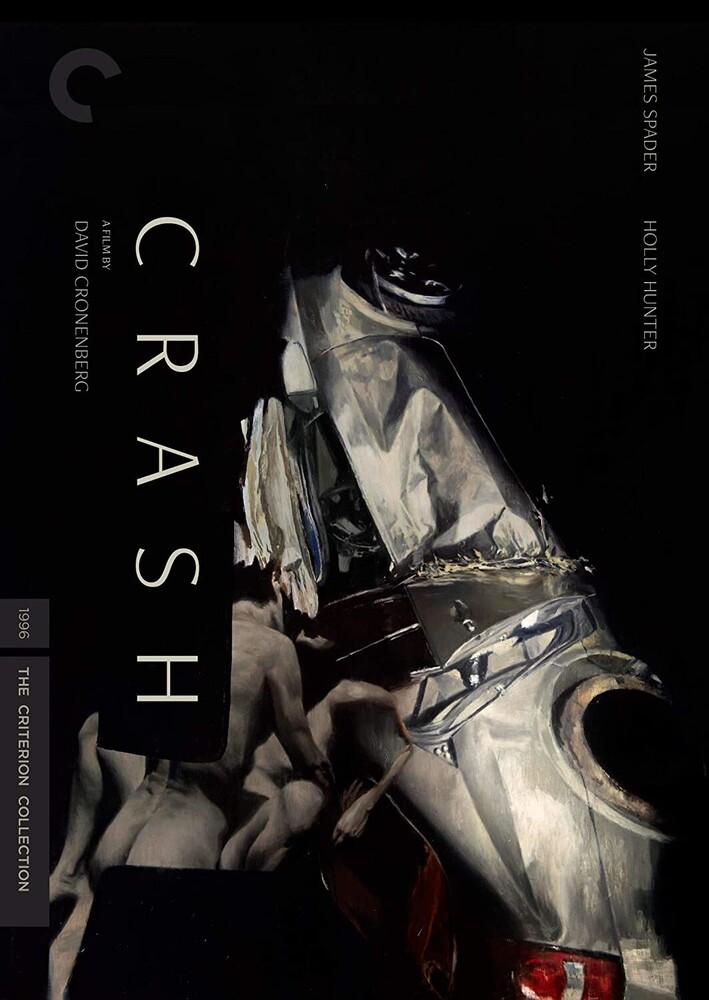 The Crash - Criterion Collection: Crash (2pc) / (4k Rstr Spec)