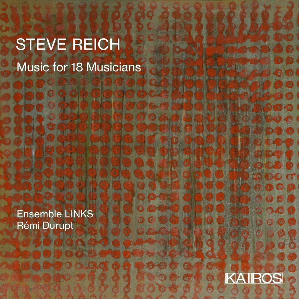 Ensemble Links - Music For 18 Musicians