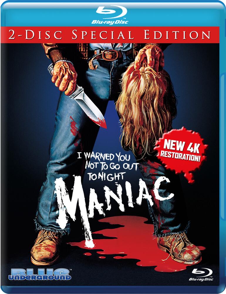 - Maniac