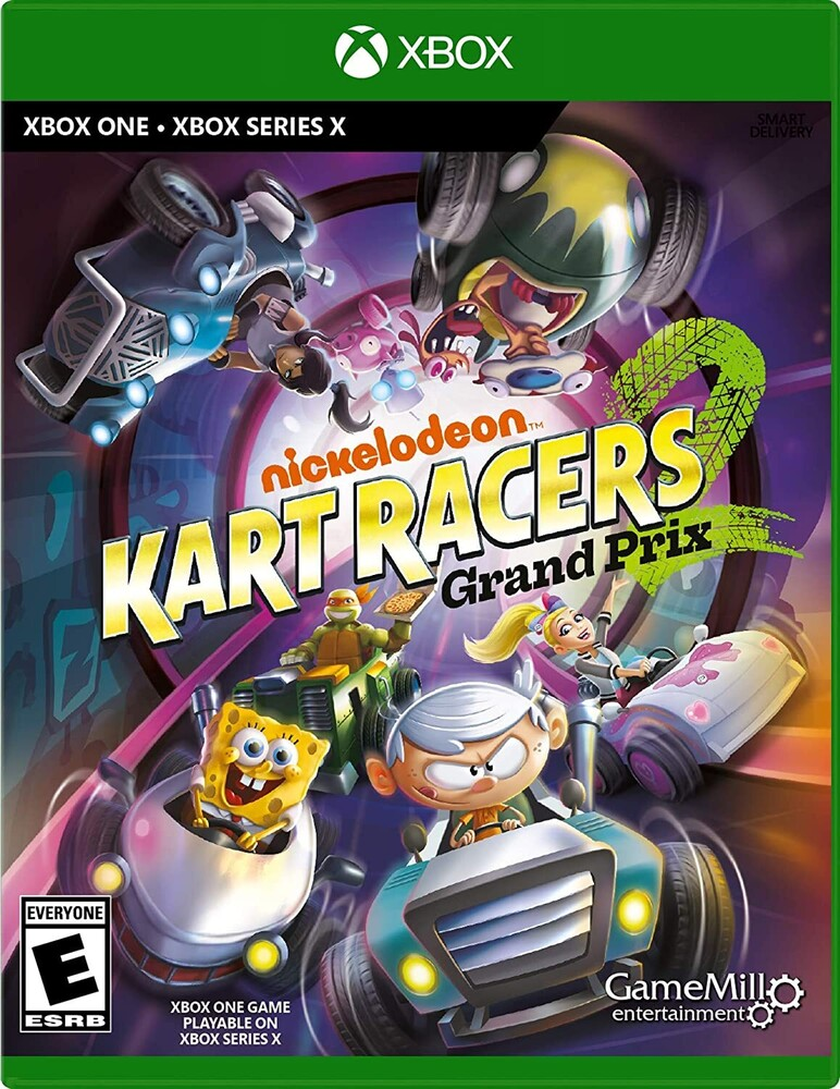 - Nickolodeon Kart Racers 2: Grand Prix for Xbox One