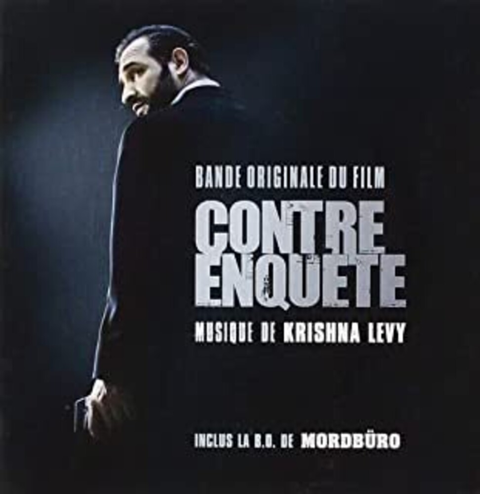 Krishna Levy Ltd Ita - Contre-Enquete / Mordburo (Original Soundtrack) [Limited]