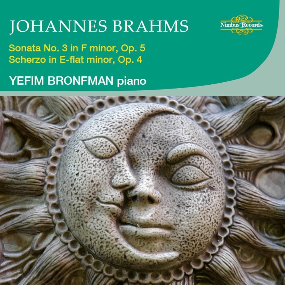 Brahms / Bronfman - Sonata 3 in F Minor 5