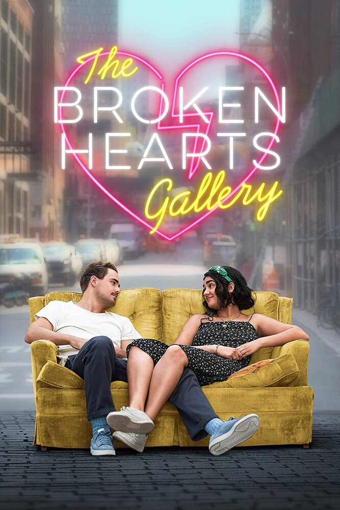 Broken Hearts Gallery - The Broken Hearts Gallery