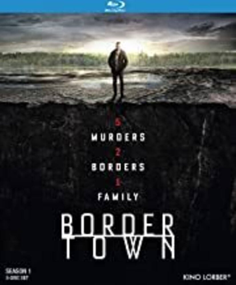 Bordertown Season 1 (2016) - Bordertown Season 1 (2016) (3pc) / (3pk)