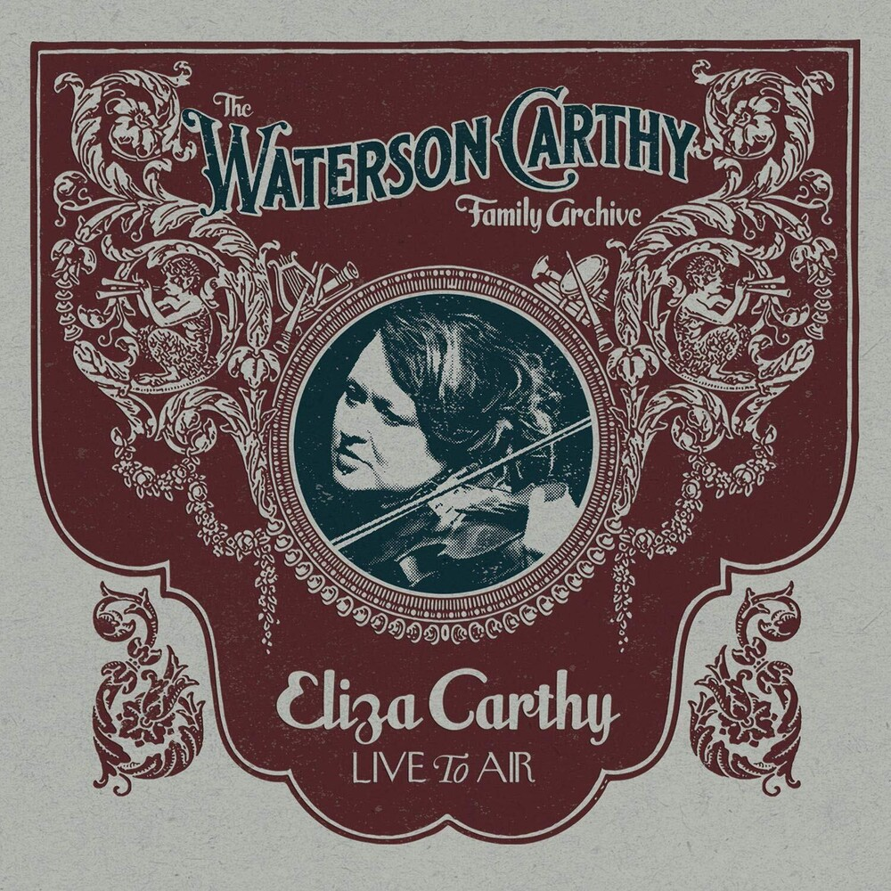 Eliza Carthy - Live To Air