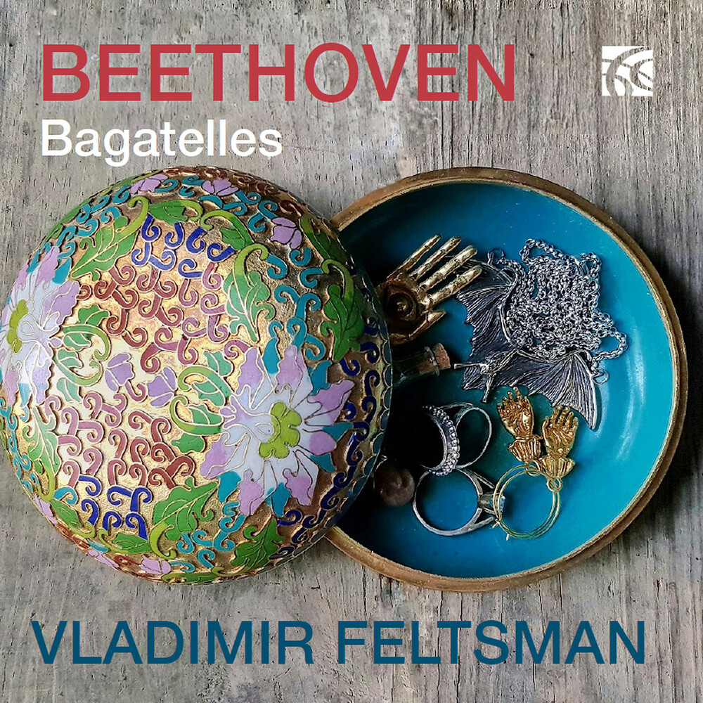 Beethoven / Feltsman - Bagatelles