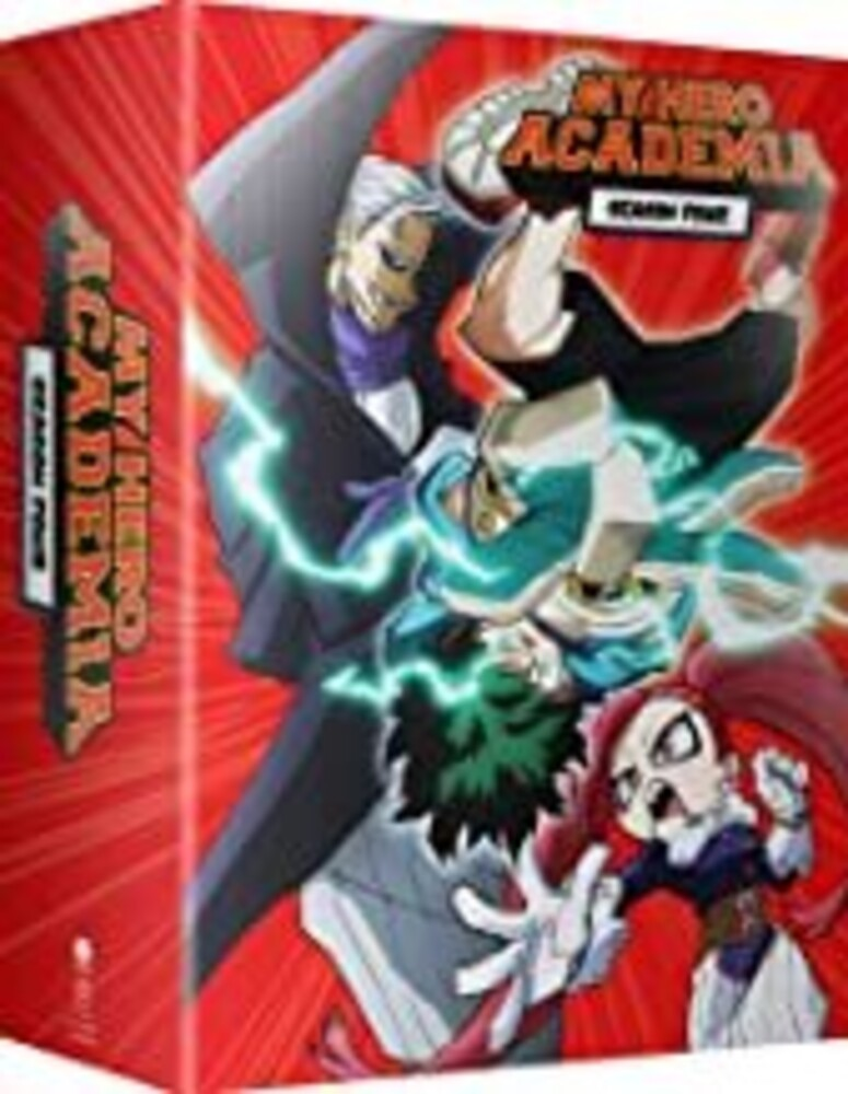 My Hero Academia: Season Four - Part Two - My Hero Academia: Season Four - Part Two (4pc)