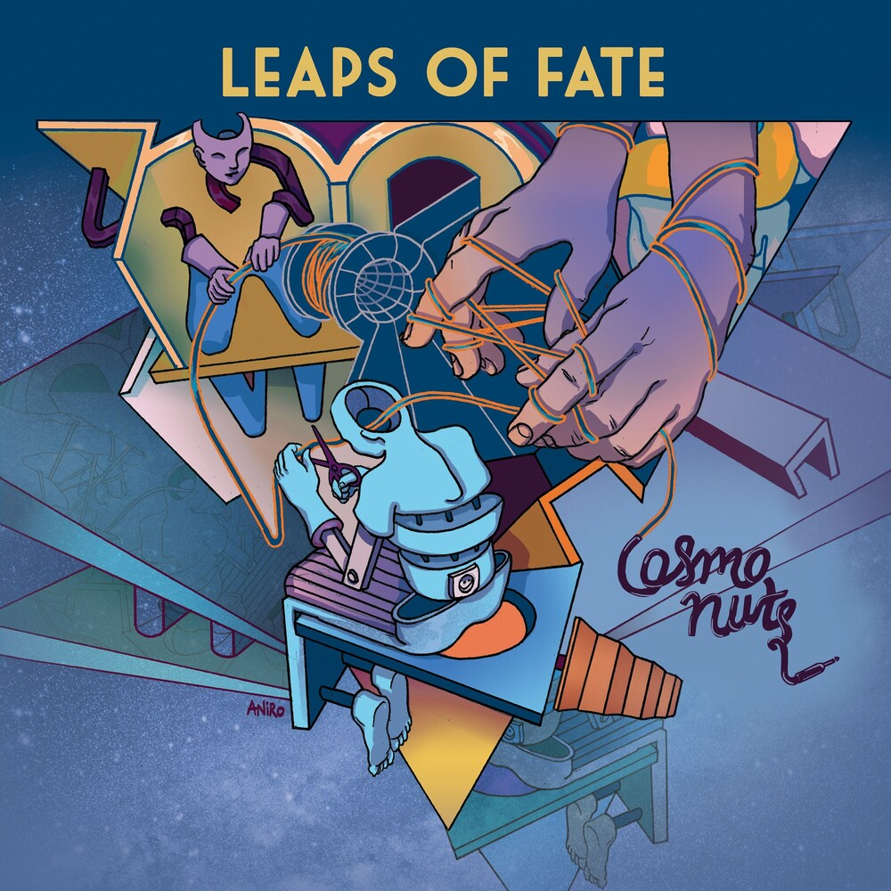 Cosmonuts - Leaps Of Faith
