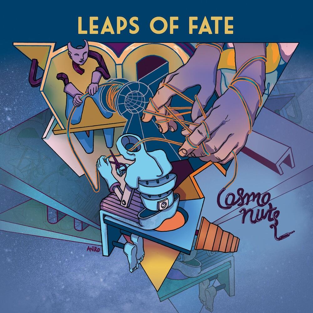 Cosmonuts - Leaps Of Faith