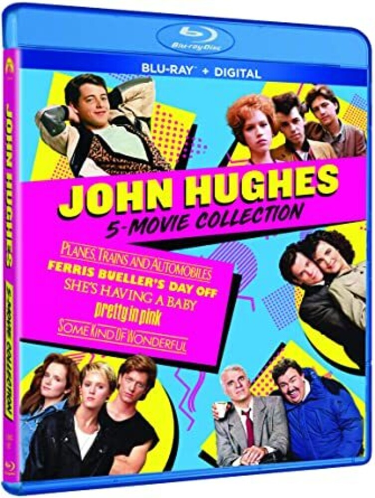 John Hughes 5-Movie Collection - John Hughes 5-Movie Collection (5pc) / (Box Ac3)