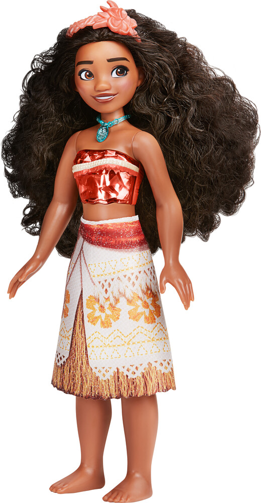 - Hasbro Collectibles - Disney Princess Fd Royal Shimmer Moana
