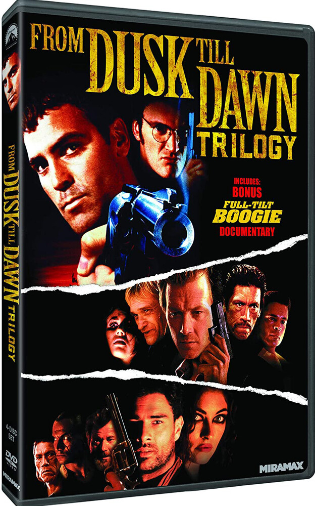 - From Dusk Till Dawn Trilogy