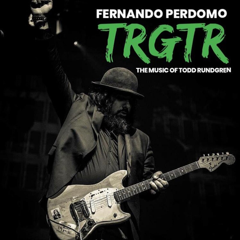 Fernando Perdomo - TRGTR