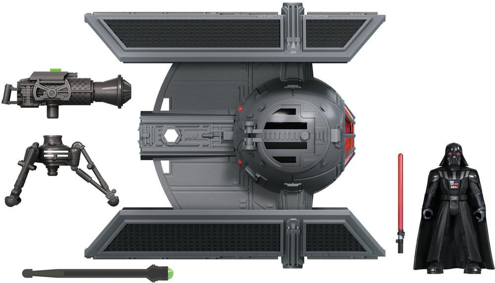 SW Mission Fleet Stellar Vehic Tie - Hasbro Collectibles - Star Wars Mission Fleet Stellar Vehicle Tie