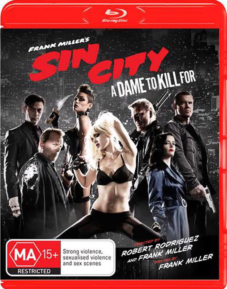 Sin City 2: A Dame to Kill for - Sin City 2: A Dame To Kill For / (Aus)