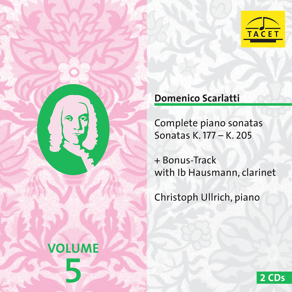 Scarlatti / Ullrich - Complete Piano Sonatas 5 (2pk)