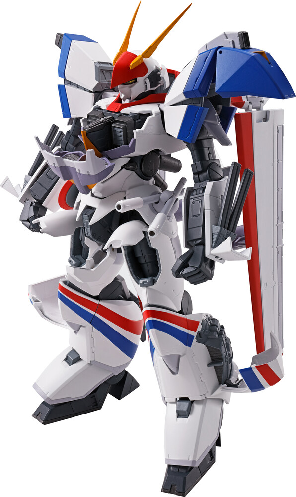 Tamashi Nations - Tamashi Nations - Metal Armor Dragonar - Dragonar-1 Custom, BandaiSpirits Hi-Metal R