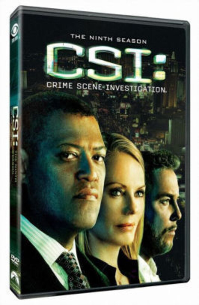 William Petersen - CSI: Crime Scene Investigation: The Ninth Season