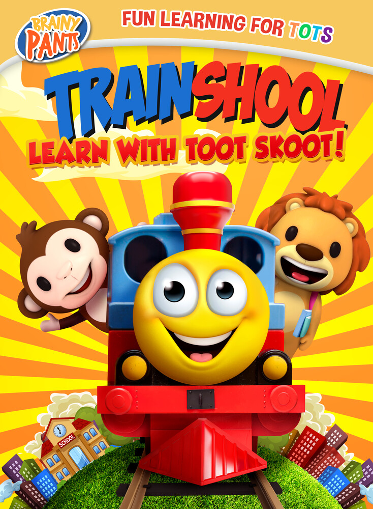 Train School: Learning for Tots - Train School: Learning For Tots