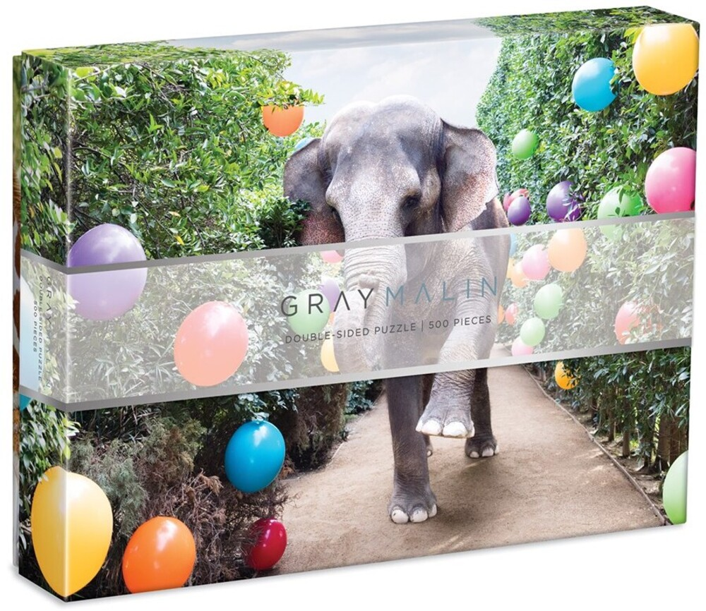 - Gray Malin At The Parker 500 Piece Double-Sided Puzzle