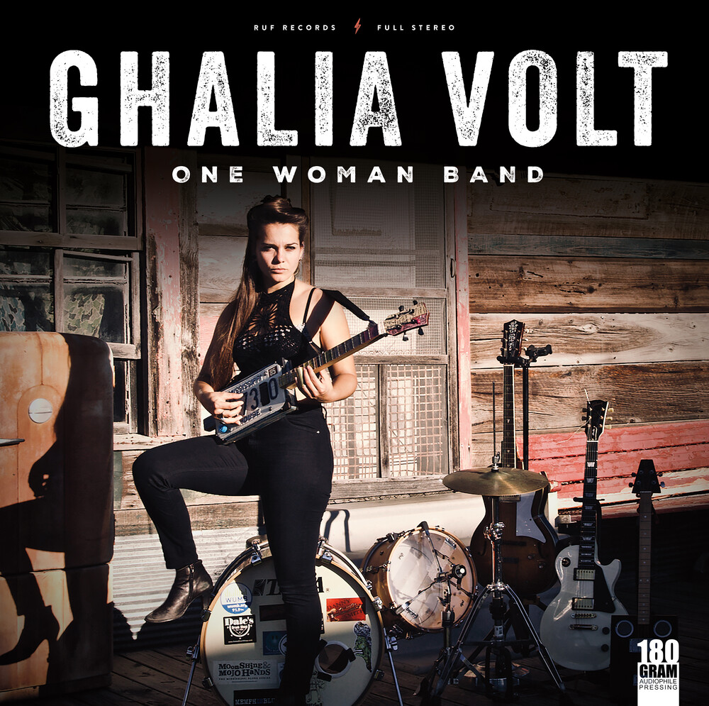 Ghalia Volt - One Woman Band [180 Gram]