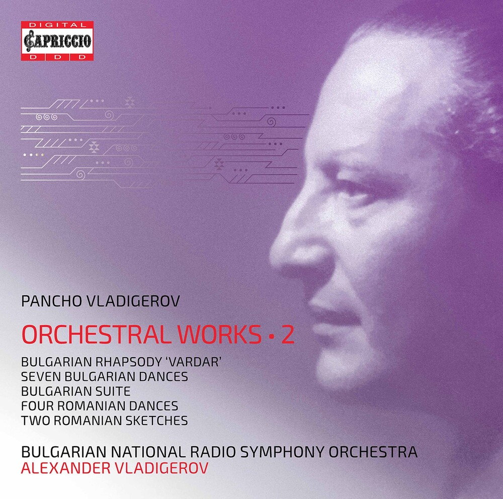 Bulgarian National Radio Symphony Orchestra - Orchestral Works 2