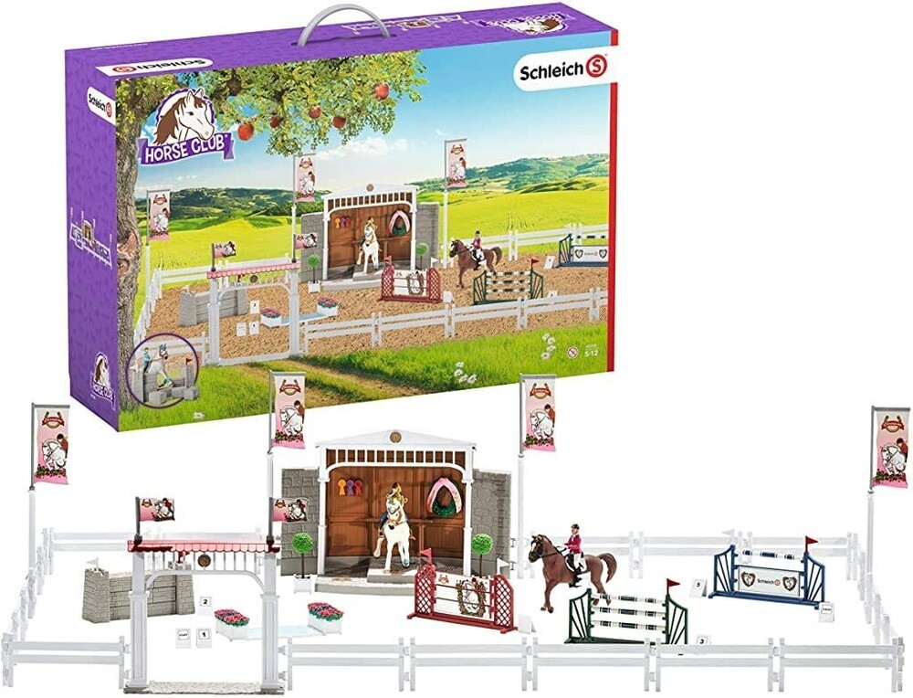 - Schleich Big Horse Show, with Horse