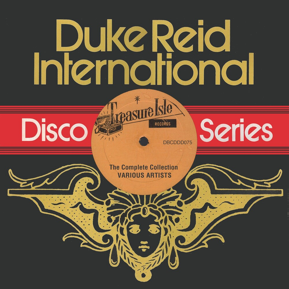 Duke Reid International Disco Series: Comp Coll - Duke Reid International Disco Series: Comp Coll